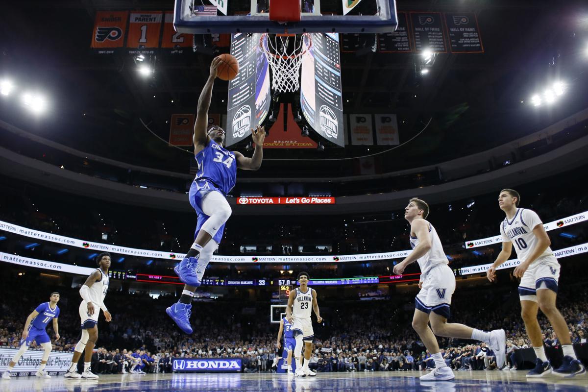 Creighton Villanova Basketball