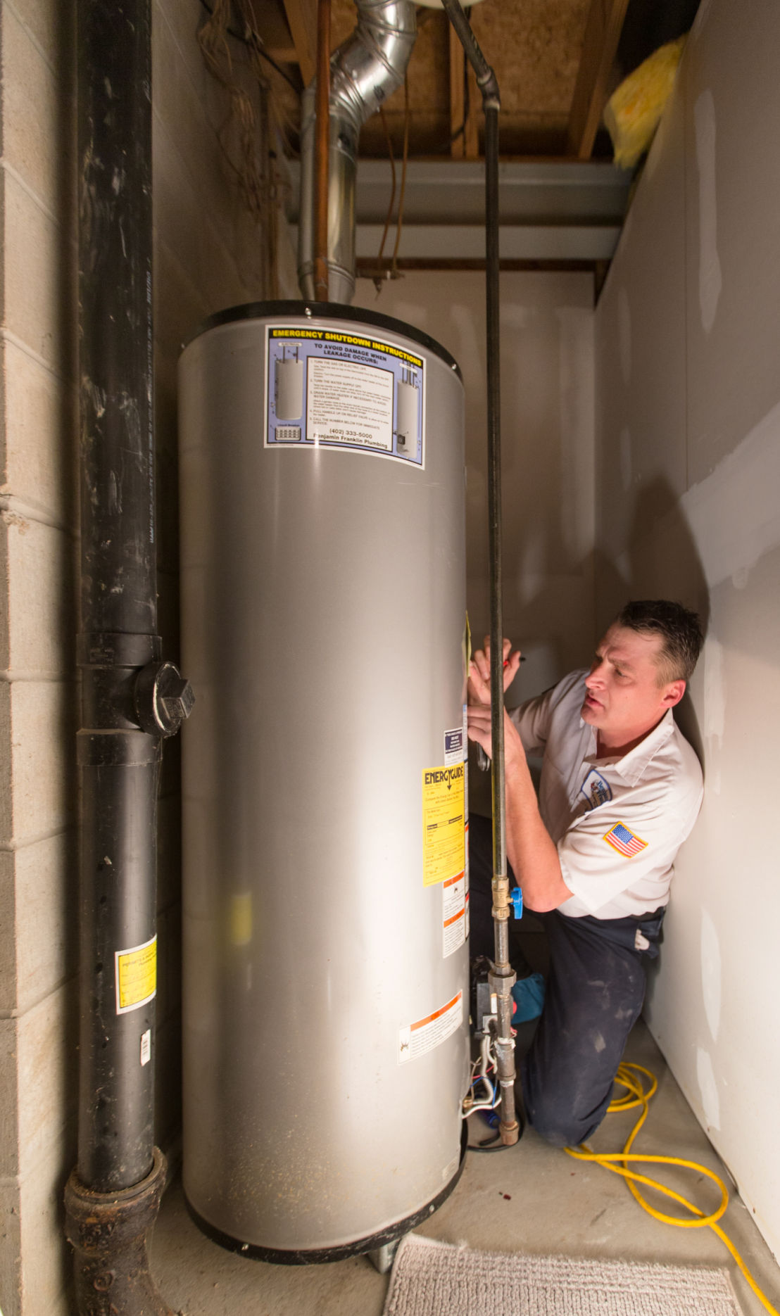 water heater rules will mean a tighter squeeze all around - New Water Heater