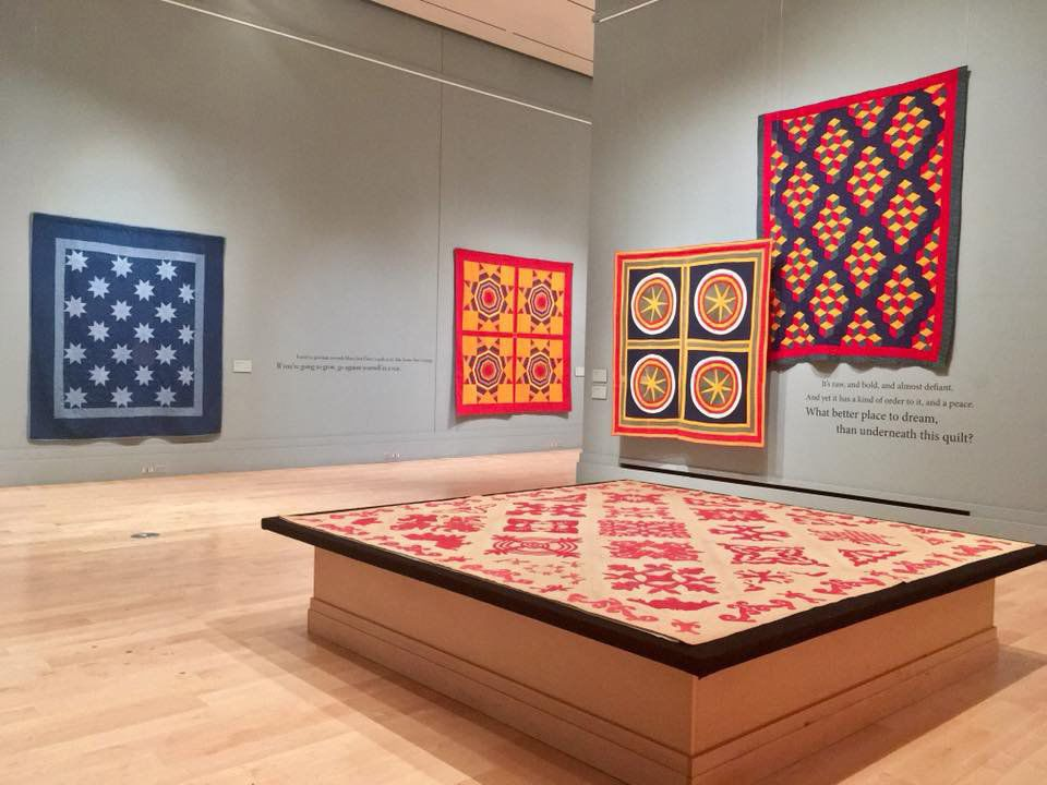 Quilt Collection From Ken Burns Yes That Ken Burns Is On