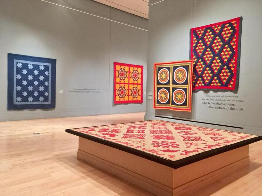 Quilt Collection From Ken Burns Yes That Ken Burns Is