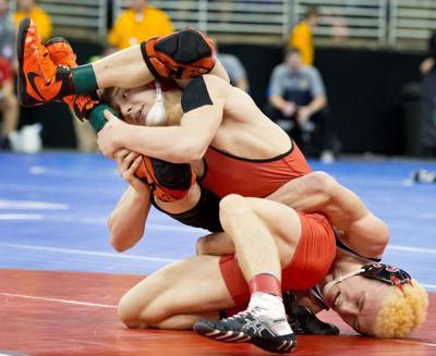 Pleasanton'S Tyler Pawloski going for fourth individual title at state wrestling tournament