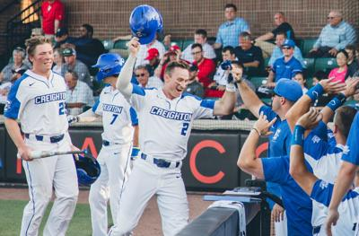 Creighton outslugs St. John's in record-setting fashion to reach Big East tournament title game