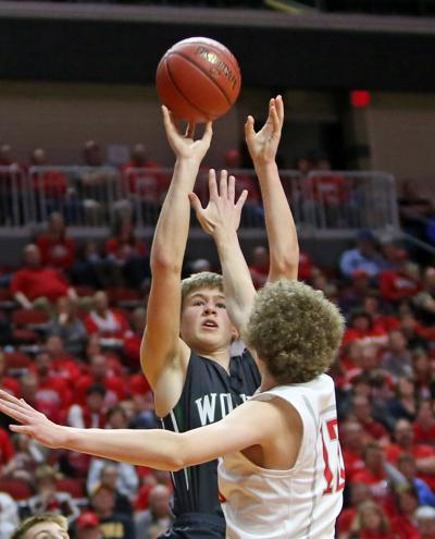 Second-quarter stretch proves costly to Wolves