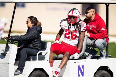 Nebraska safety C.J. Smith enters transfer portal