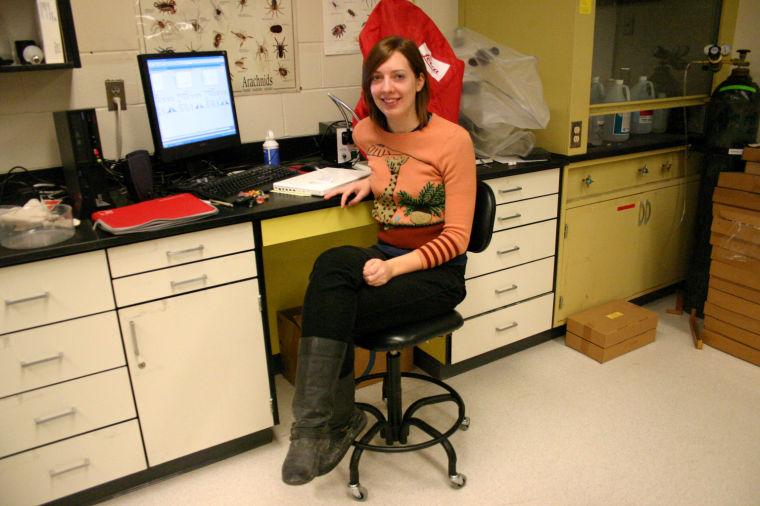 UNL grad, researcher Mari Pesek, 25, loved the outdoors