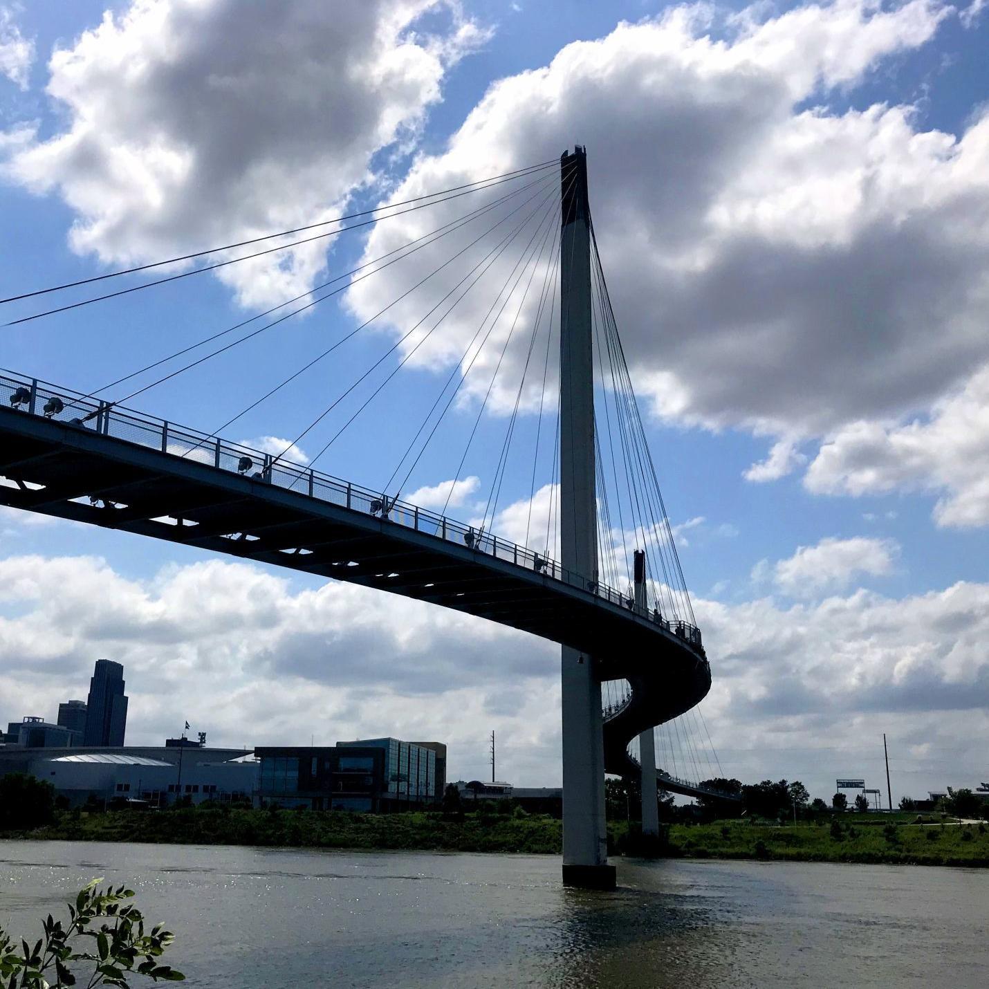 Omaha reopens Bob Kerrey Bridge, Elmwood Park Road   Omaha