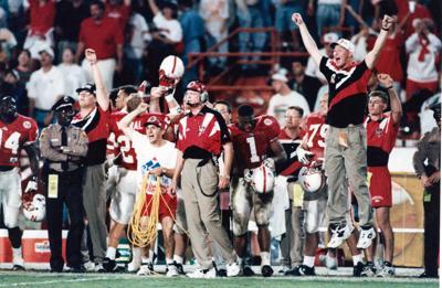 Shatel: Learning the land with help from Tom Osborne
