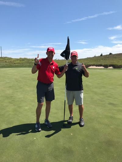 First hole in one comes without the sun as Nebraska native