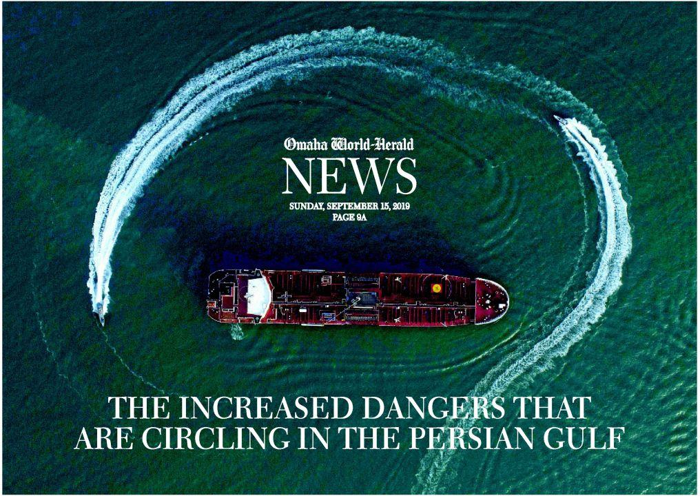 THE INCREASED DANGERS THAT ARE CIRCLING IN THE PERSIAN GULF