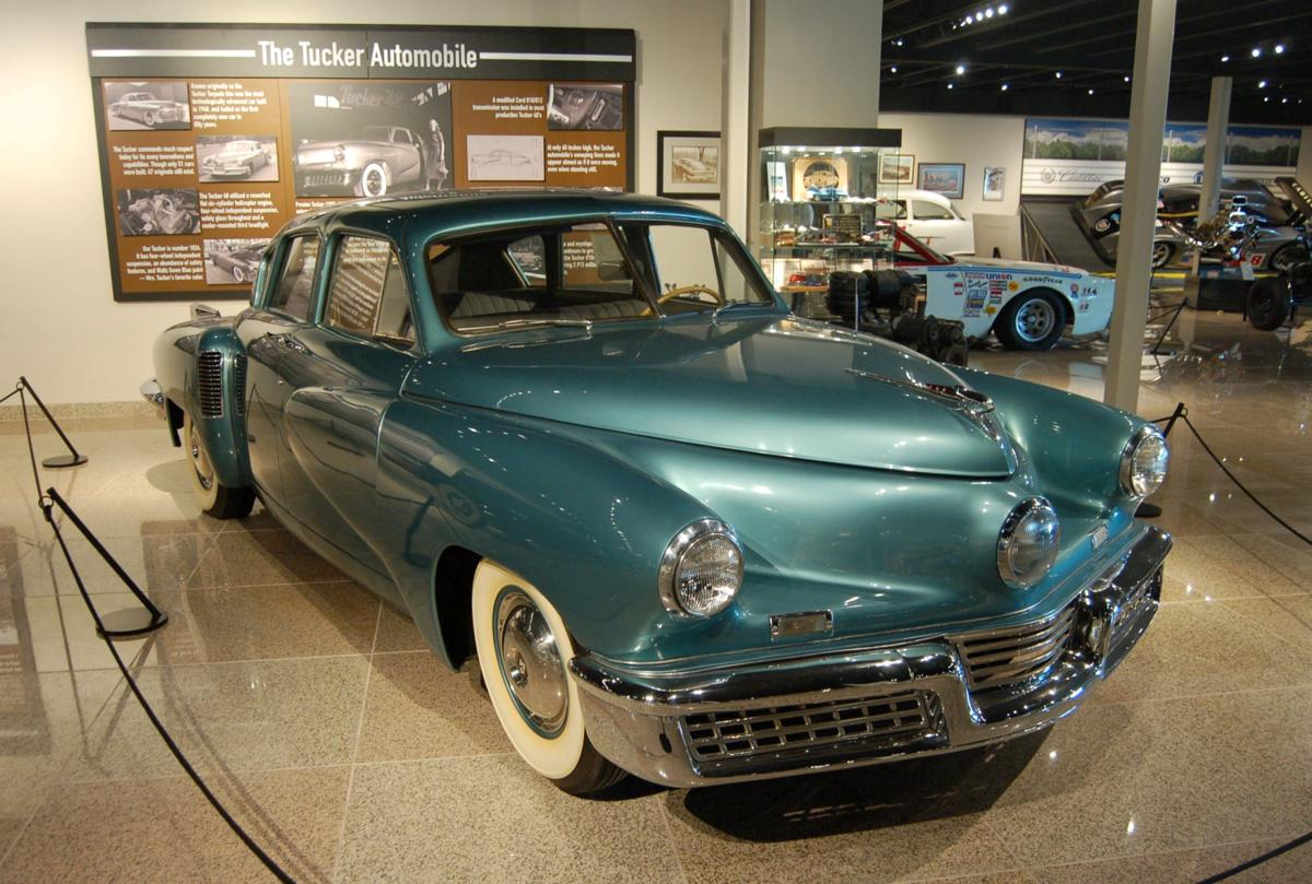 Lincoln\'s Museum of American Speed hosts Cars & Coffee event ...