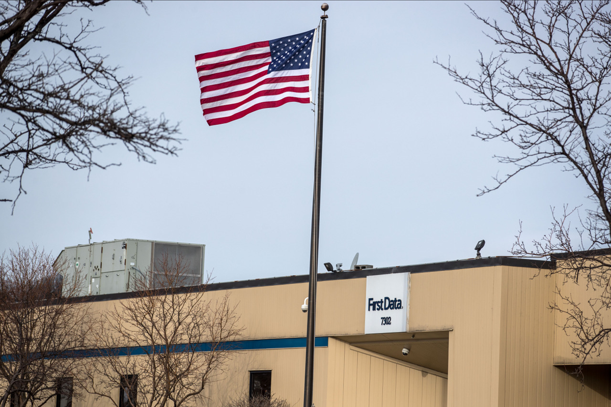 First Data, which employs about 5,000 in Omaha, to be sold for $22