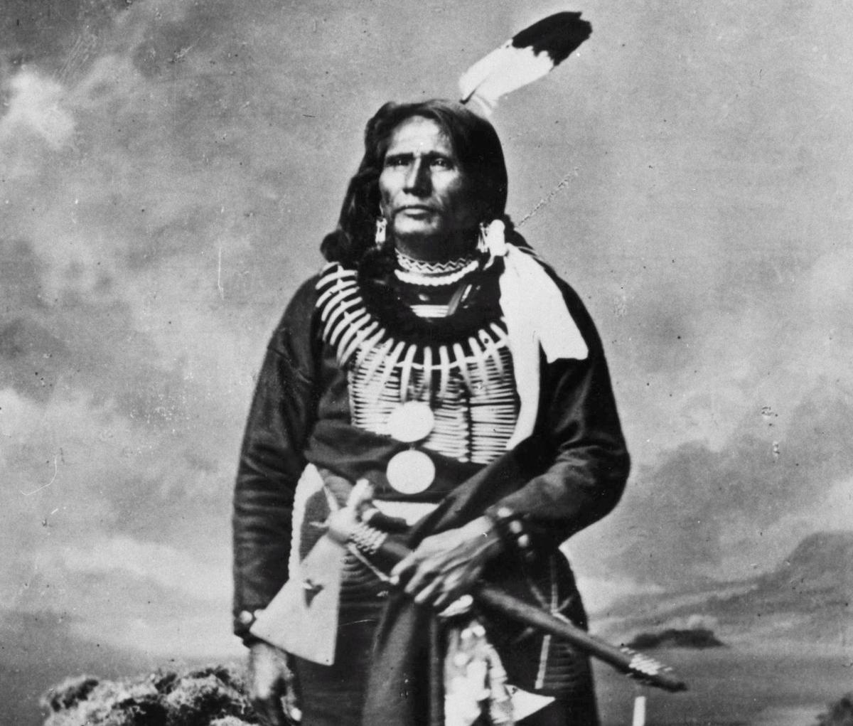 Chief Standing Bear cropped horizontal