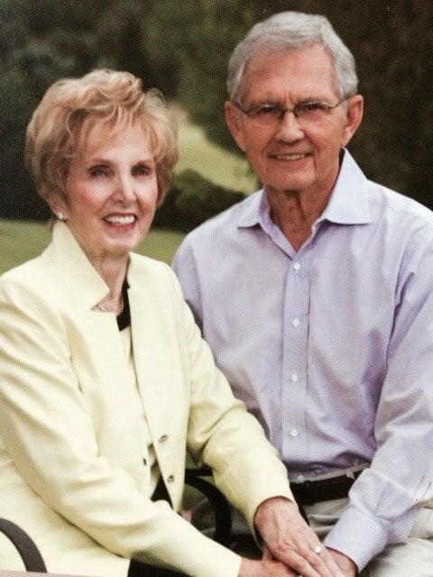 Eileen and Wayne Ryan
