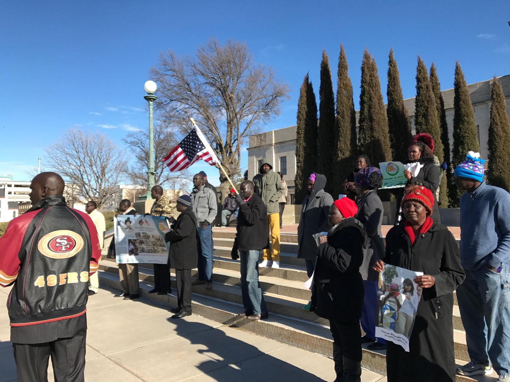 Gathering at State Capitol commemorates anniversary of mass killing in South Sudan