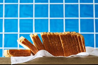 Raise a toast to white bread with a recipe even a nonbaker can master