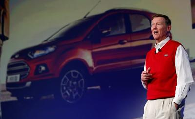 Business digest: Mulally says he's staying at Ford