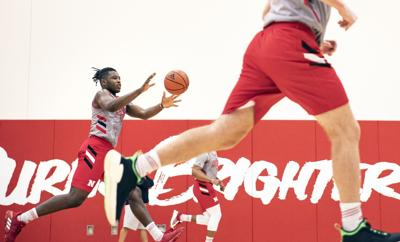 No longer plodding, today's Big Ten is a fine fit for Husker coach Fred Hoiberg's up-tempo offense