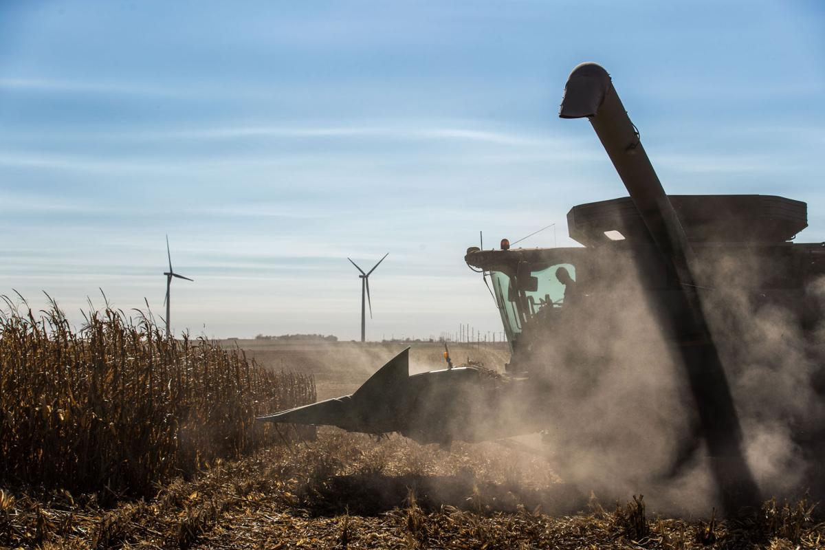 Turning to turbines: As commodity prices remain low, wind