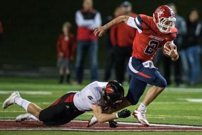 Late safety helps Class A No. 4 Millard South beat Class A No. 3 Omaha Westside to clinch district title