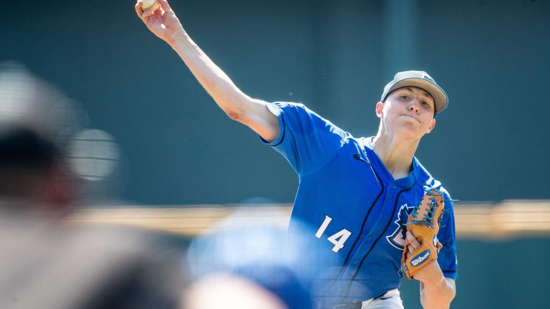 Creighton sophomore Dylan Tebrake has been the Jays' ace. Can he keep dealing against UNLV?
