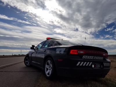 Nebraska State Patrol teaser (w/clouds)