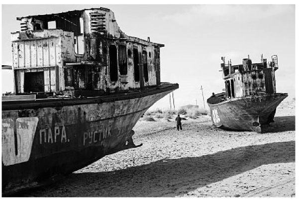 The Aral Sea is dying, putting 60 million people at risk
