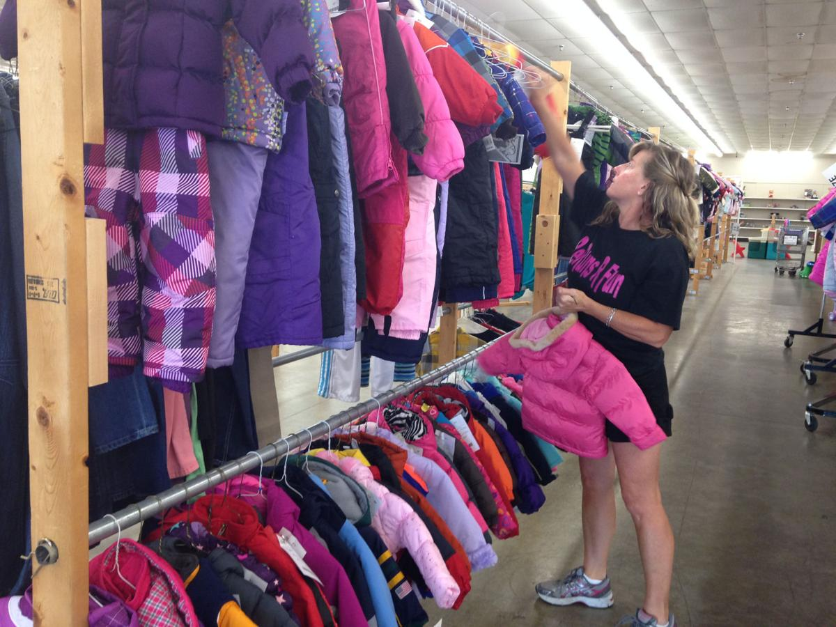 ReRuns offers quality clothes  toys  home goods. ReRuns offers quality clothes  toys  home goods   Papillion Times