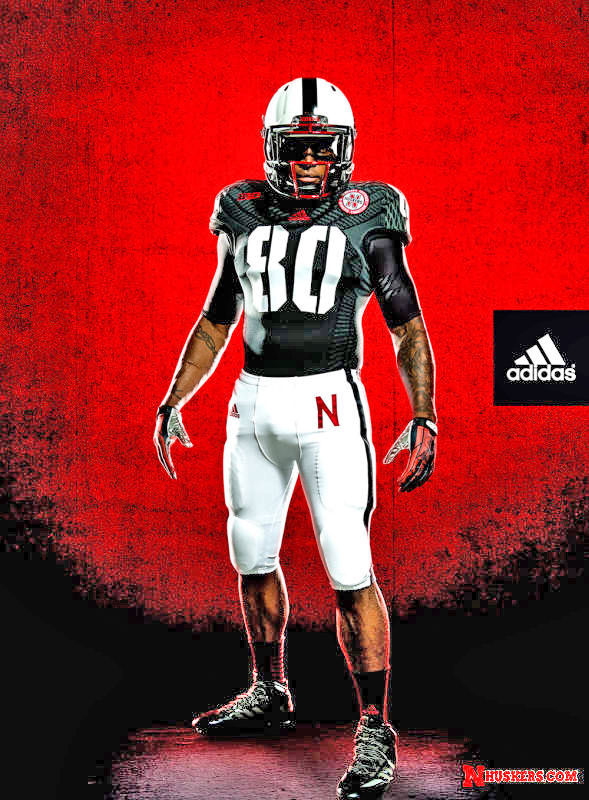 meet 01ab9 ad59c Adidas unveils Husker alternate, throwback uniforms for 2017 ...