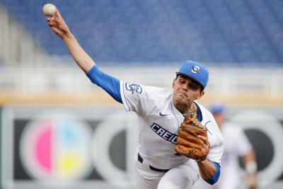 Now Creighton's ace, Millard West grad Mitch Ragan wants to help Jays clinch Big East title