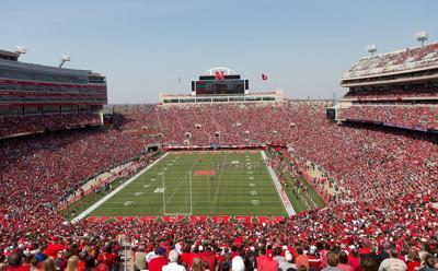 Nebraska sells 500 season tickets in first 24 hours, behind last year's pace