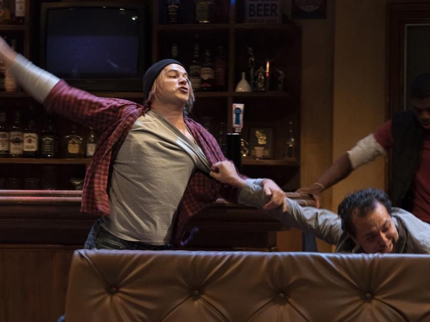 A bombastic ballet: Playhouse's 'Sweat' illustrates the unique work of fight choreographers