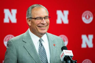 Nebraska Athletic Director Bill Moos