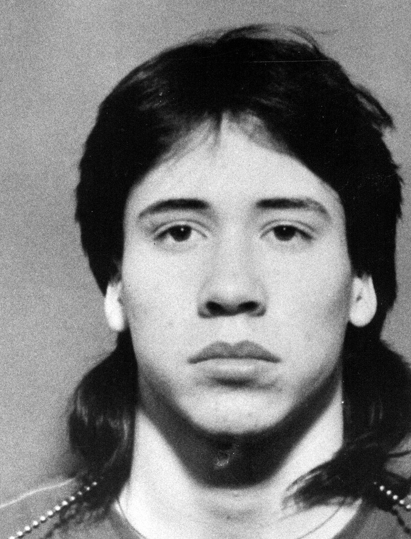 Christopher Garza - 1990