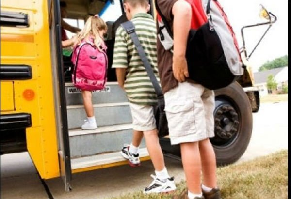 Ensure that your little ones are confident, ready to ride the school bus