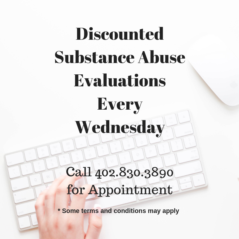 Substance Abuse Evaluations