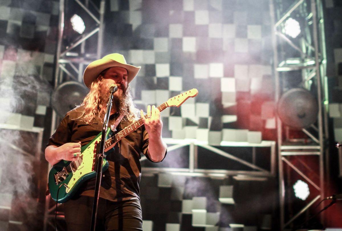 Chris Stapleton concert review
