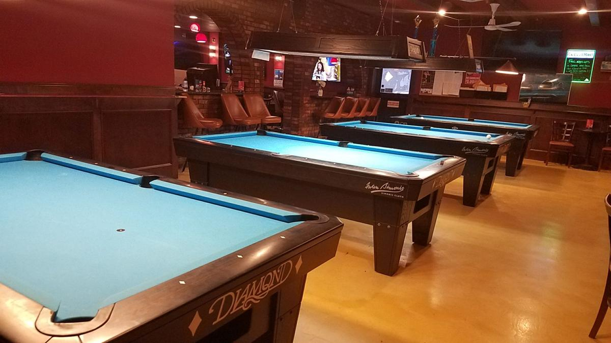 Nightlife Review This Council Bluffs Bar Is Right On Cue GO - Pool table and bar near me