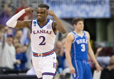 b53ee919f6a Notes: Jayhawks' Lagerald Vick bounces back with big shots, important assist