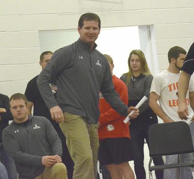 Creston/Orient-Macksburg teams have long run of trophies and champions under wrestling coach Darrell Frain