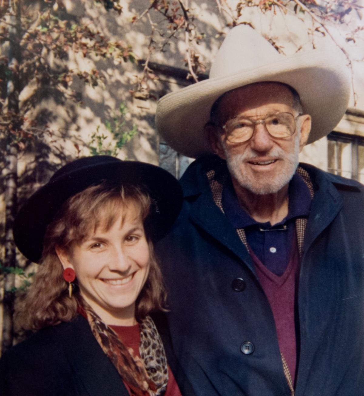 Dr. Laura Jana and Dr. Benjamin Spock
