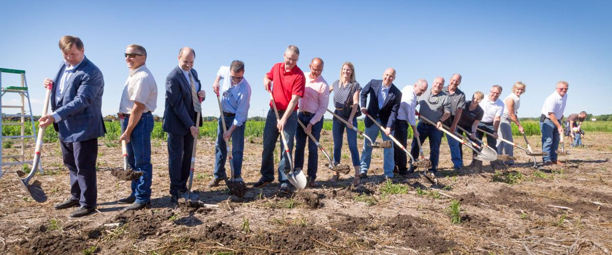 Fremont Costco plant groundbreaking