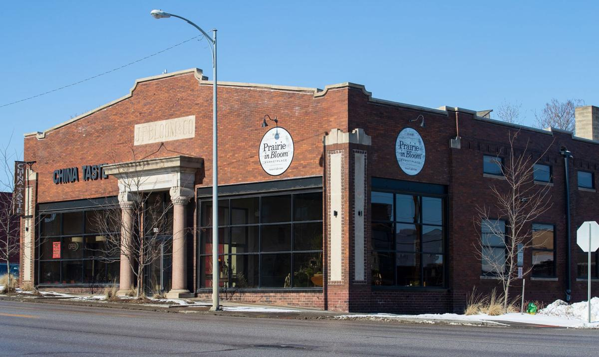 North downtown retail