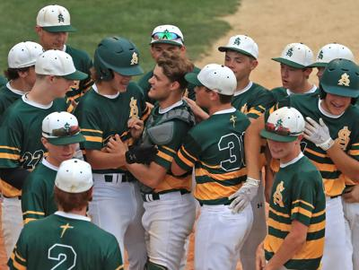 St. Albert starts fast, beats Logan-Magnolia in five innings to advance to substate final