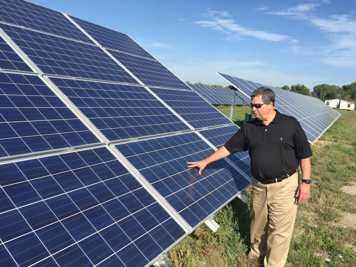 With projects popping up across Nebraska, future of solar ...