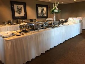 The Club at Indian Creek - Buffet
