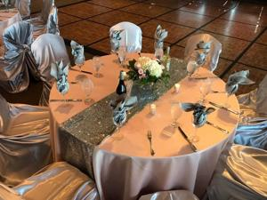 The Club at Indian Creek - Table Setting