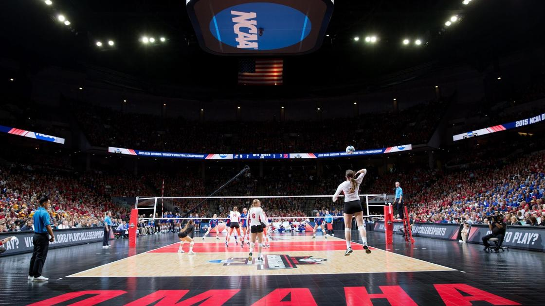NCAA cancels fall sports championships, including volleyball Final Four set for Omaha