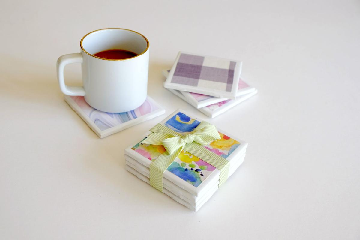 These Easy Diy Coasters Are The Perfect Mother S Day Gift