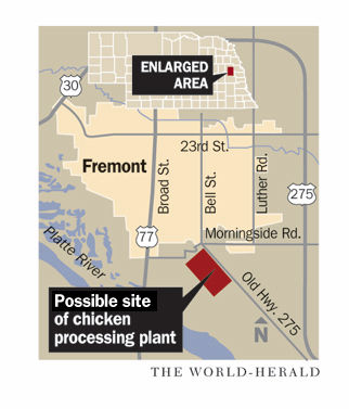 Dodge County Board Oks Move Toward Fremont Land Annexation Money