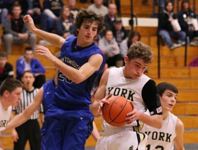 York basketball